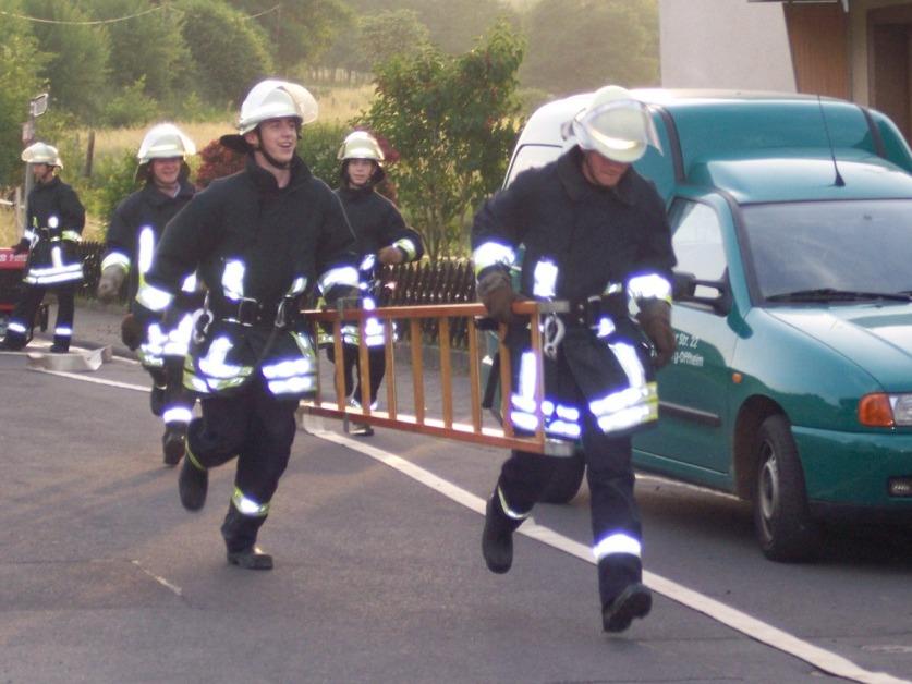 Feuerwehrmann werden