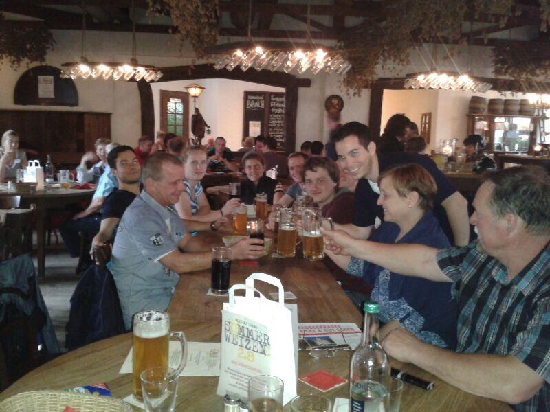 Wanderung Ruppertsklamm 2014 (3)